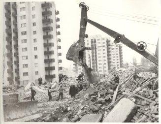 Cutremur 1977 Independentei 3
