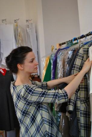 Alexandra Andriescu in Atelierul Maison CHOUCHOU