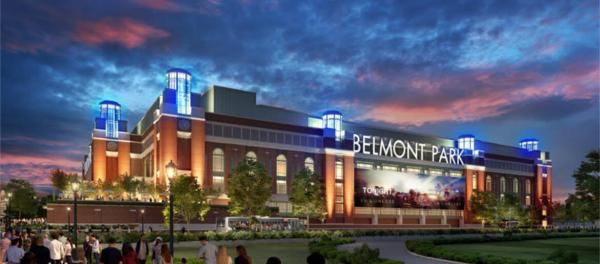 Islanders Officially Break Ground On New Arena At Belmont Park