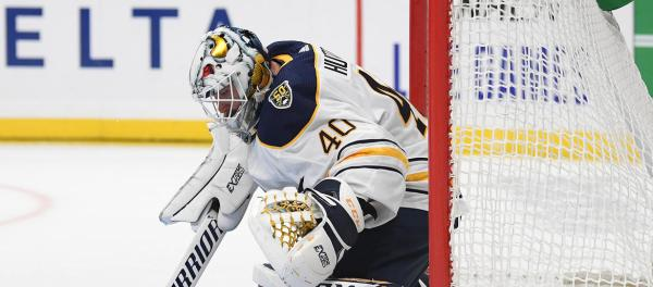 Sabres bounce back, blank the Kings 3-0