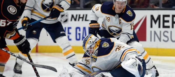 Sabres only played 18 good minutes and it cost them the game