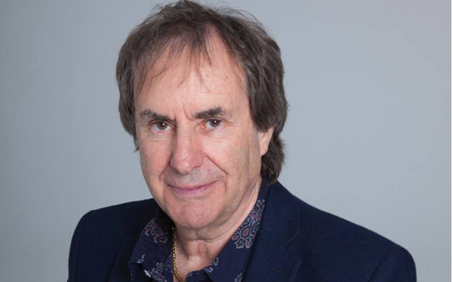 CHRIS DE BURGH 2018 auf Tour