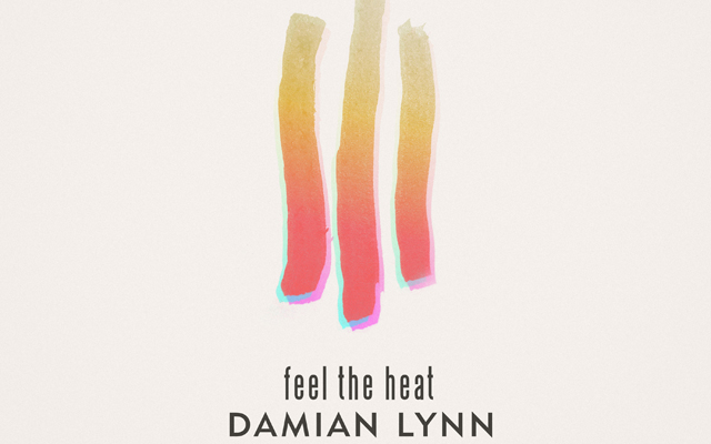 "DAMIAN LYNN mit WM Song ""Feel The Heat"""