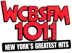 WCBS-FM New Logo
