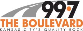 99.7 The Boulevard KYYS Kansas City Blvd Bolevard Bulevard