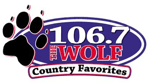 106.7 KHKN Little Rock The Wolf Kickin Country Classic