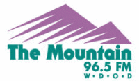 96.5 The Mountain WDOD Chattanooga