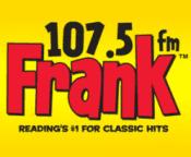 107.5 Frank FM Frank-FM WFKB Boyertown Reading WBYN WDAC Nassau