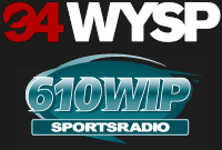 94 WYSP 94.1 YSP 610 WIP Sports Philadelphia Danny Bonnaduce Angelo Cataldi