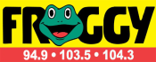 Froggy Pittsburgh 98.3 WOGI 104.3 WOGF 94.9 WOGG 103.5 WOGH Froggyland