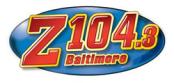 Z104 Z104.3 WCHH Baltimore Channel 104.3 Elliot Eliot Elliott Eliott DC101 Mix 106.5