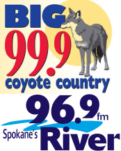 Coyote Country 96.9 KEZE 99.9 The River KEZE KXLY Spokane