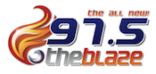 Rockin Hits 97.5 The Blaze KZZQ Salt Lake City KAUU