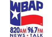 Platinum 96.7 KPMZ WBAP WBAP-FM 820 Twister KTYS Ronald Reagan Radio
