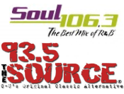 Power 106.3 WYRB WSRB WPWX Tom Joyner Soul 93.5 The Source WEBX The Beat