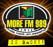More FM 98.9 ESPN Radio San Diego XMOR XHMOR XHMORE Cadena Baja California MEC Networks