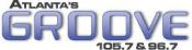 Groove 105.7 96.7 Wild Atlanta WWVA WWLG Clear Channel Maverick David J Elvis Duran