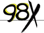 98X 98 Rock WYBB Charleston Bubba The Love Sponge