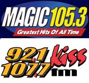 Magic 105.3 Kiss 107.7 Smooth Jazz Cool 92.1 WKUS WCDG WJCD Norfolk Virginia Beach Tom Joyner