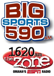 Big Sports 590 ESPN Radio 1620 The Zone KXSP KOZN Omaha Schick Nick Jim Rome Unsportsmanlike Conduct