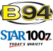 WBZZ B94 Star 100.7 Pittsburgh 93.7 WZPT WBZW