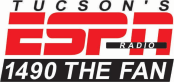 ESPN Tucson 1490 KFFN 104.9 The Fan KWCX Journal Broadcasting