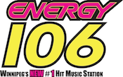Energy 106 106.1 CFJL Winnipeg Hot 103 CKMM Evanov Radio