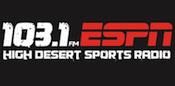 103.1 ESPN Christmas 103 Route 103-1 KVFG Sports Radio 910 KRAK CBS