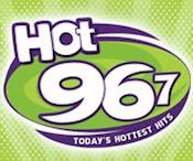 Hot 96.7 Hot967FM WLJY Mix NRG Wausau Stevens Point