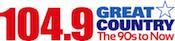 Great Country 104.9 WKOS Kingsport Johnson City Bristol Channel 104-9 KOS The Peak