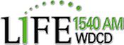 1540 WDCD Albany Crawford DJRA 96.7 Life