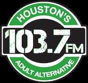 103.7 KHJK Houston Adult Alternative ESPN 97.5 KFNC 1560 The Game KGOW KLove K-Love Air1