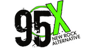 New Rock NewRock 95X 95.3 Raleigh 95.1 Durham Clear Channel Chris Edge Eggz Roxy