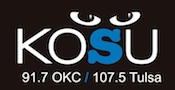 91.7 KOSU Stillwater Oklahoma City 107.5 KOSN Tulsa Oklahoma State University NPR The Spy Ferris O'Brien Classical