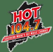 Hot 104.7 Christmas WBQW Kennebunkport Portland Ryan Dillon Mainestream Media