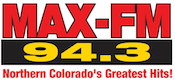 94.3 Max-FM Max FM KMAX Loudwire Loudwire.com Free Beer Hot Wings Shawn Patrick Susan Moore