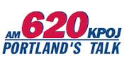 Fox Sports 620 KPOJ Portland Carl Wolfson Thom Hartmann Randi Rhodes Ed Schultz