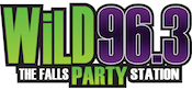 Wild 96.3 Wichita Falls Party Station 92.9 NIN KNIN KIXC
