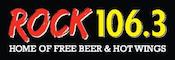 Rock 106.3 The Bone WHXR Kennebunkport Portland WBIN Media Free Beer Hot Wings