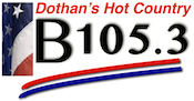 B105.3 WECB 100.5 The Beat WLDA Magic 93.1 WBBK 102.5 The Q Q102.5 WESP Dothan Wiregrass