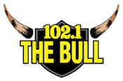102.1 The Bull Kissin Kissing Country KZSN Wichita Bobby Bones Cathy Carrier