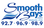 Smooth Bay 92.7 WAUN-FM 96.9 Green Bay 98.9 Sturgeon Bay La Mas Grande