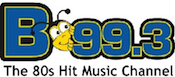 B99.3 80s Hit Music Channel WSNN Potsdam Martz Communications