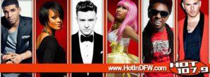 Hot 107.9 KESS Radio H2O RadioH2O H20 HotInDFW.com