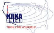 540 KXRA Monterey Salinas Hal Ginsburg Liberal Progressive Talk