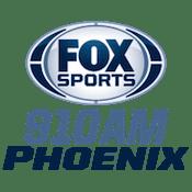 Xtra 910 Extra Fox Sports KGME Phoenix