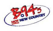 Lite 94.5 LiteFM Hot Country B94.5 WLQT Dayton