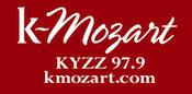 KMozart K-Mozart 97.9 KYZZ Salinas Monterey 95.9 KMZT-FM Big Sure 1260 KMZT Mount Wilson