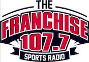 107.7 The Franchise KRXO Oklahoma City Mike Stelly Lump John Rohde Sam Mayes