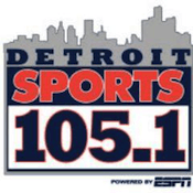 Detroit Sports 105.1 WMGC Drew Lane Rico Beard Ryan Ermanni